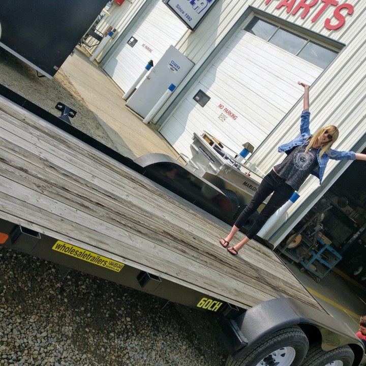 Traveling Timber Tiny House JourneyBegins